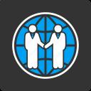 global, partnership, world, globe, teamwork, business, people