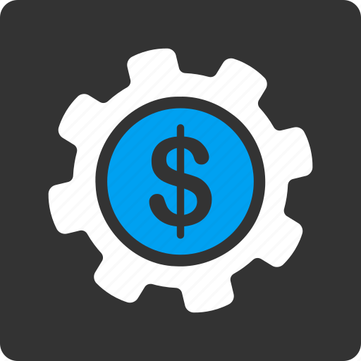 Business, financial, gear, money, payment options, settings, tools icon - Download on Iconfinder