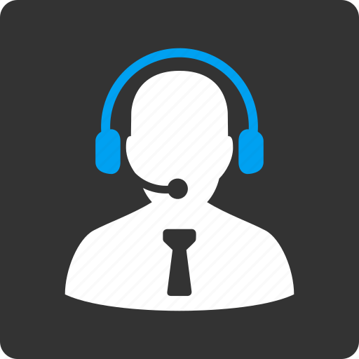 headset, office, operator, reception, secretary, service, support icon