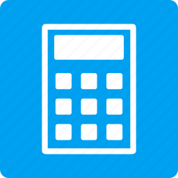 accounting, balance, calc, calculate, calculator, count, numbers icon