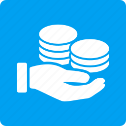 bank, business, dollar, finance, money, payment, salary icon