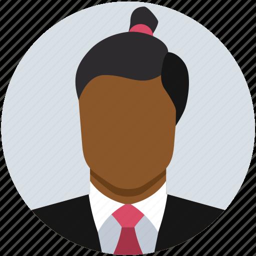 business, finance, male, man, marketing, office icon