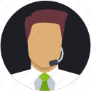 business, finance, male, man, marketing, office icon