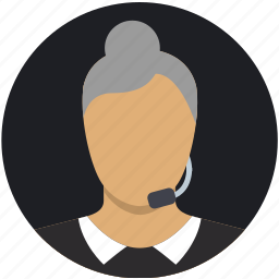 business, female, finance, marketing, mature, office, woman icon