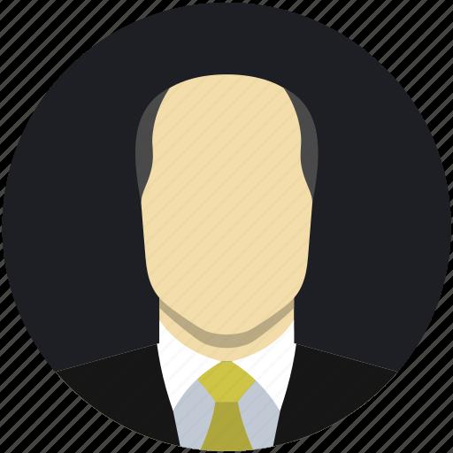 business, finance, male, man, marketing, mature, office icon
