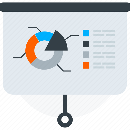 analysis, board, chart, diagram, graph, growth, report icon icon