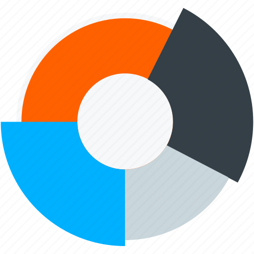 analysis, analytics, chart, circle, graph, pie, report icon icon