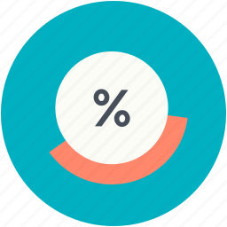 ecommerce, offer, percent, percentage, sale icon