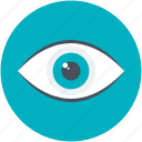 eye, search, view, visible, vision icon