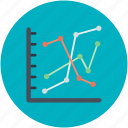 business chart, business diagram, chart, graph chart, progress chart icon