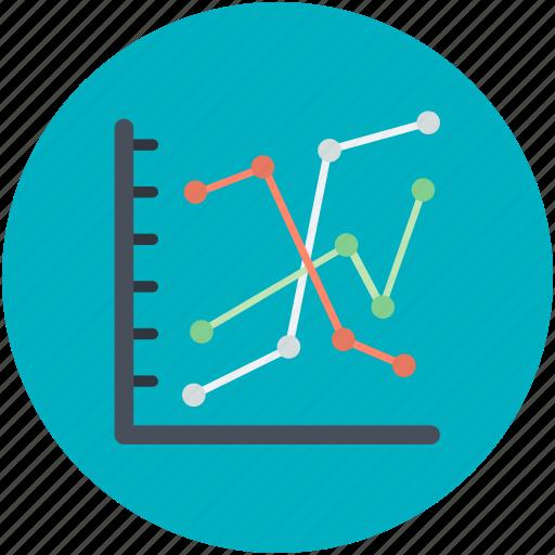 business chart, business diagram, chart, graph chart, progress chart icon