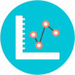 analytics, calculus, chart, graph, stat, statistics icon