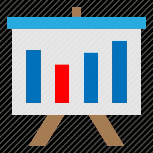 Analytics, chart, dashboard, graph, presentation icon - Download on Iconfinder