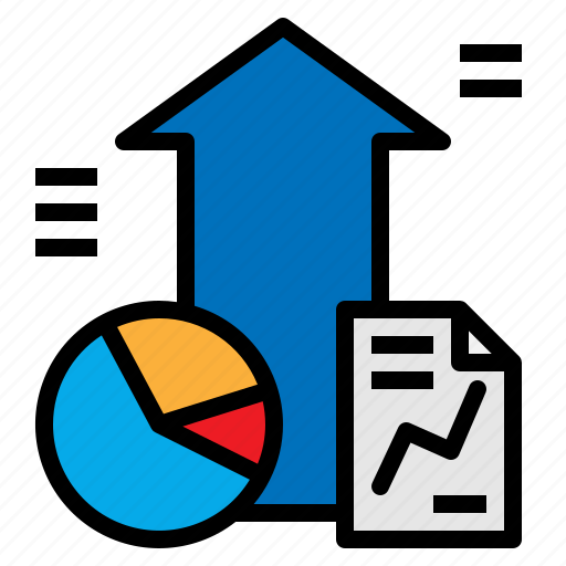 analytics, chart, dashboard, graph, presentation icon