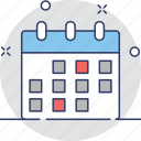 calendar, daybook, event, schedule, timetable