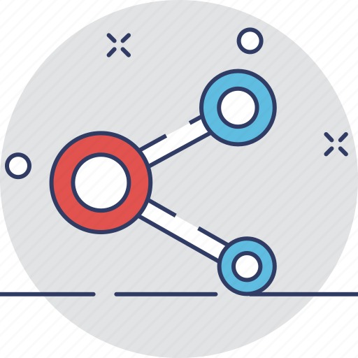 diagram, hierarchy, network, structure, workflow icon