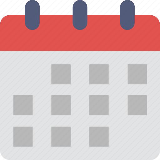 calendar, daybook, event, schedule, timetable icon