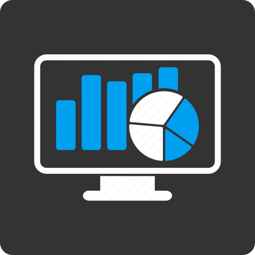 analysis, diagram, display, graphs, report, reports, statistics icon