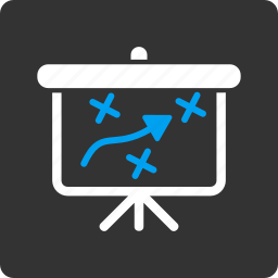 board, business, game, marketing, plan, play, strategy icon