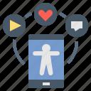 application, gadget, interface, smartphone, technology