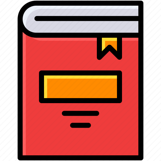 book, business, contact, learn icon