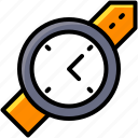 business, clock, time, watch icon