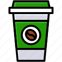 business, coffee, creative, drink icon