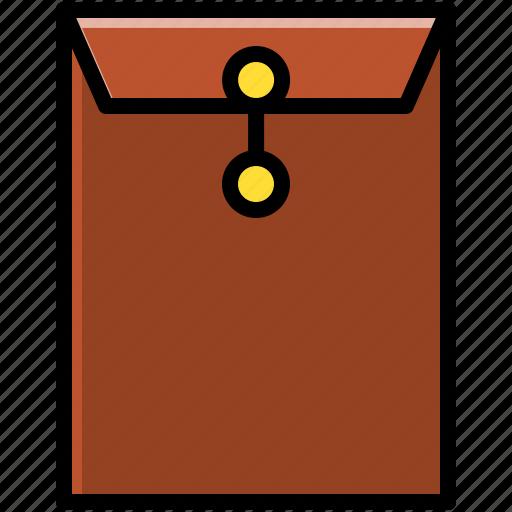 brief, business, document, file icon