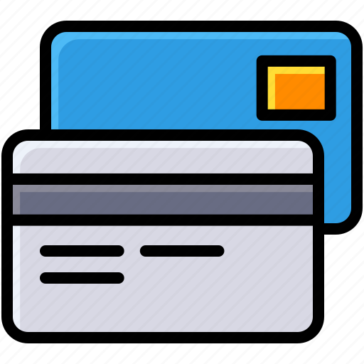 business, card, credit, payment icon