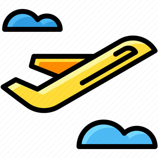 airplane, business, mission, planes icon