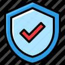 business, guaranteed, protect, shield