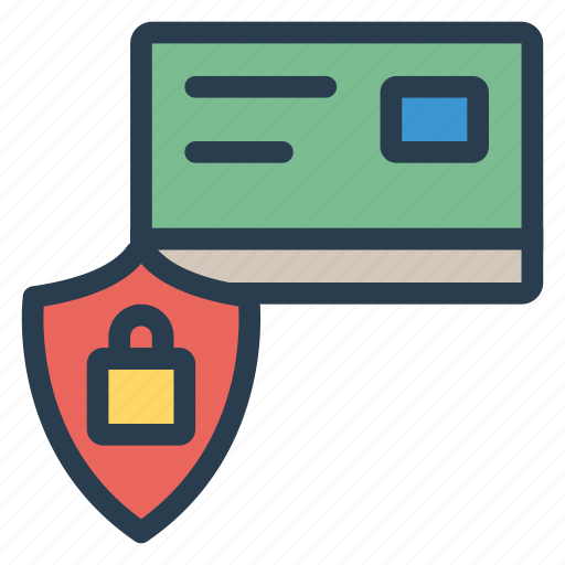 atmcard, card, credit, debit, money, protect, security icon