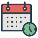 appointment, clock, date, deadline, event, schedule, worldtime icon