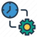 clock, communication, date, deadline, interface, schedule, time icon