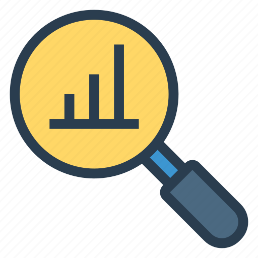 analysis, explore, find, glass, magnifying, search, zoom icon