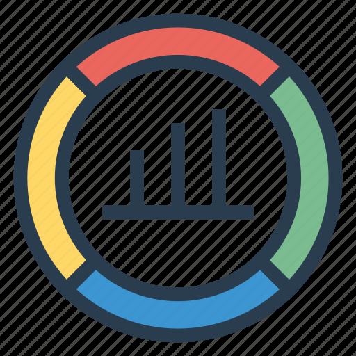 analysis, business, chart, finance, graph, piechart, statistics icon