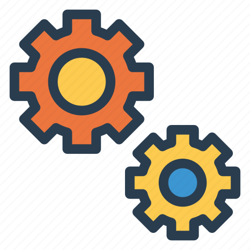 Cog, config, gear, optimization, setting, setup, tools icon - Download on Iconfinder