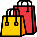 bag, business, purchase, shopping, store icon