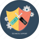 computersupport, customersupport, helpinghand, message, supportconcept, technical support, techsupport icon