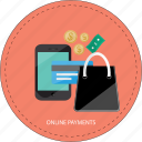 key, locked, online payments, paymentmethod, payonline, protection, umbrella icon