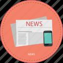 blog, communication, feed, media, network, news, web icon