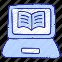book, courses, e, education, graduation, learning, online