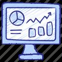 analysis, exchange, growth, investment, market, stock