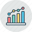 analytics, career, chart, graph, growth, report, statistics