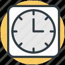 wall clock, timepiece, watch, timer, clock