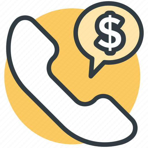 marketing, phone, phone banking, receiver, trading call icon