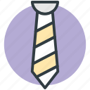formal, necktie, official, tie, uniform icon