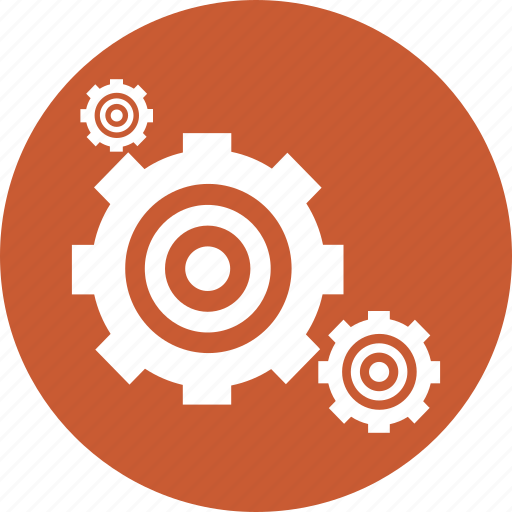 business, development, market, setting icon