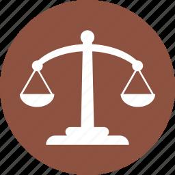 business, development, market, weight icon