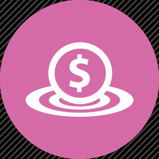 business, development, market, money icon